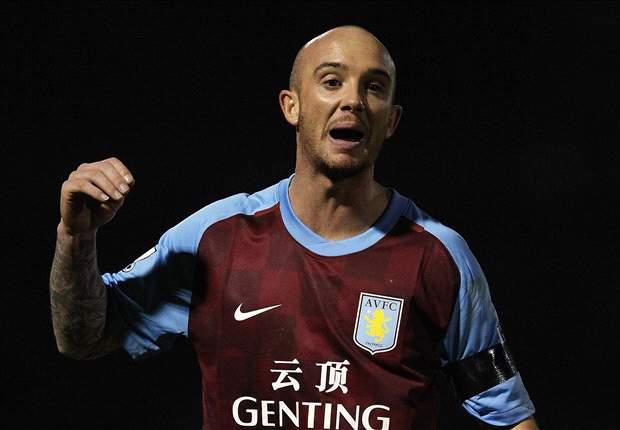 Lambert keen to keep Ireland and N'Zogbia at Aston Villa