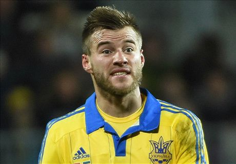 TT: Barca move on Yarmolenko