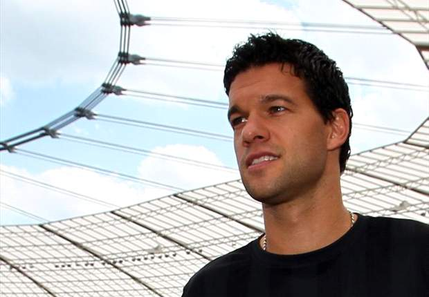 Former Chelsea star Ballack: Farewell match not yet organised
