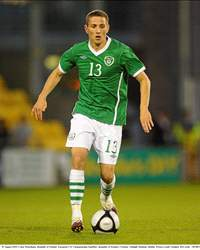 Conor Hourihane, Ireland International