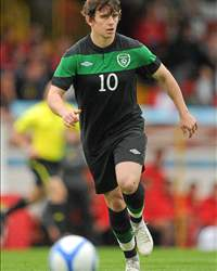 Aaron Doran, Ireland International