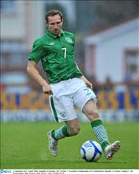 Aidan White, Ireland International
