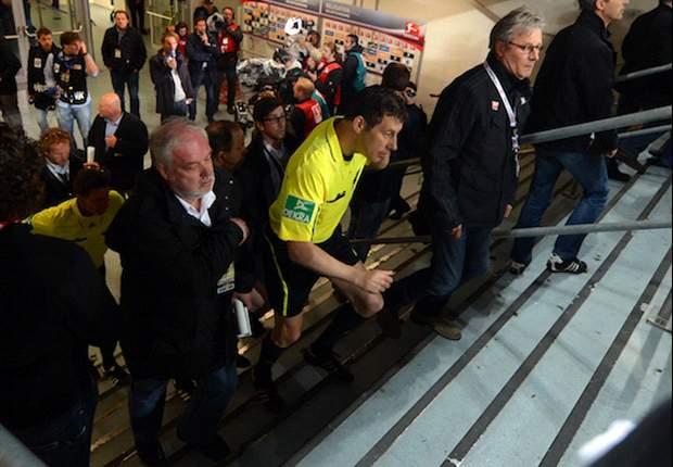 El árbitro Wolfgang Stark admite su error en la derrota del Dortmund y se disculpa