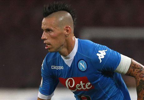 Hamsik-Juve: la richiesta boom del Napoli