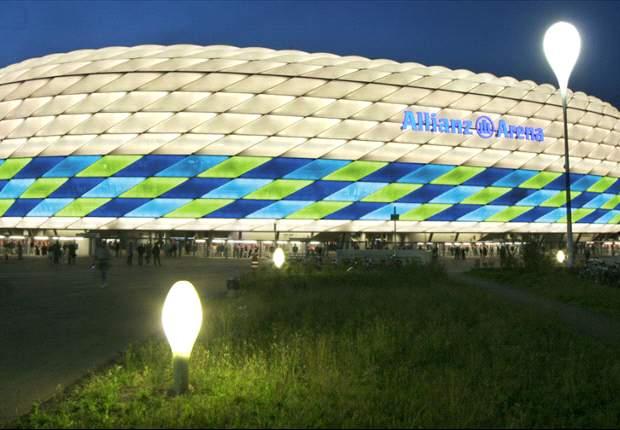 All, Bayern - L'Allianz Arena affiche compet !