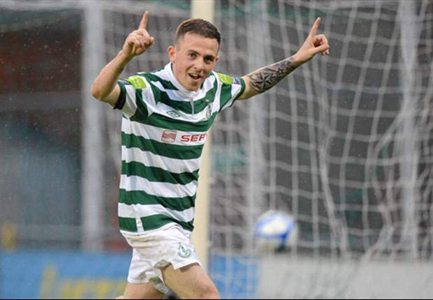 League of Ireland Player of the Week: Gary McCabe - Shamrock Rovers