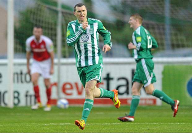 League of Ireland Player of the Week: Jason Byrne - Bray Wanderers
