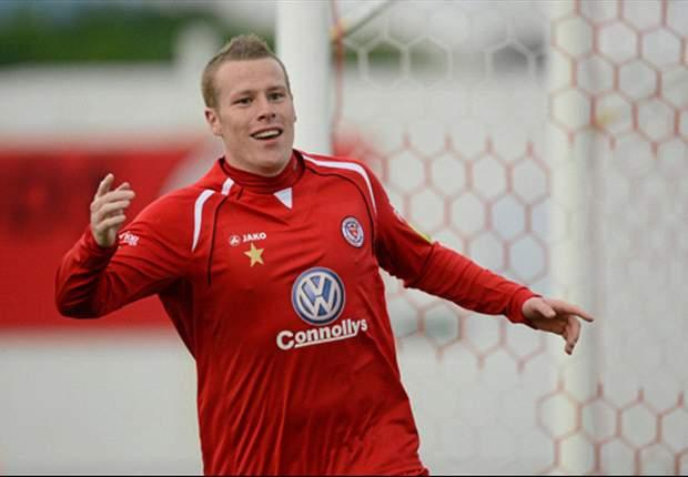 Ian Baraclough hoping to keep hotshot Danny North at Sligo Rovers
