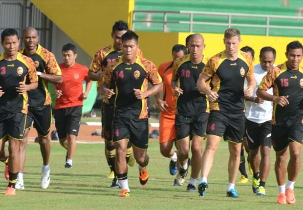 Sriwijaya FC Ultimatum Tiga Pemain