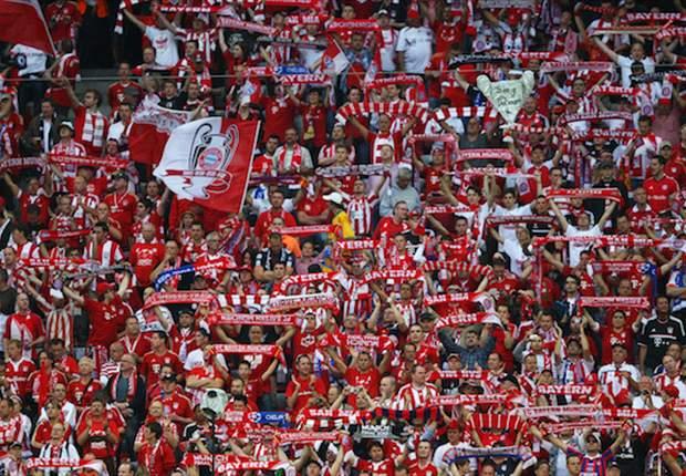 FC Bayern München zeigt Ultras an