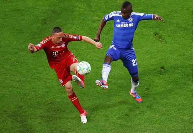 Kalou e Bosingwa estão fora do Chelsea