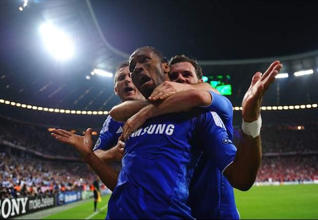 La Tira Cómica de Goal.com: Didier Drogba se despide después de convertirse en leyenda en el Chelsea