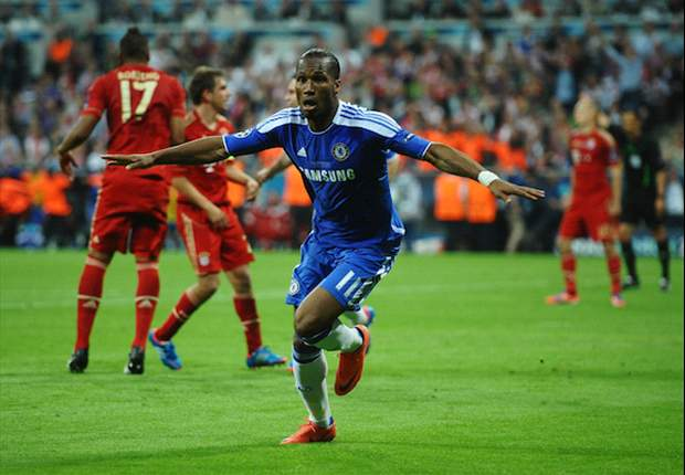 Written in the stars - Drogba Chelsea's history-maker on the Blues' greatest ever night