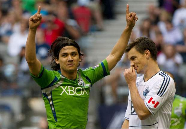 Vancouver Whitecaps 2-2 Seattle Sounders FC: Sounders earn late draw