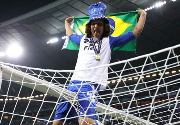 David Luiz Tak Ikut Olimpiade