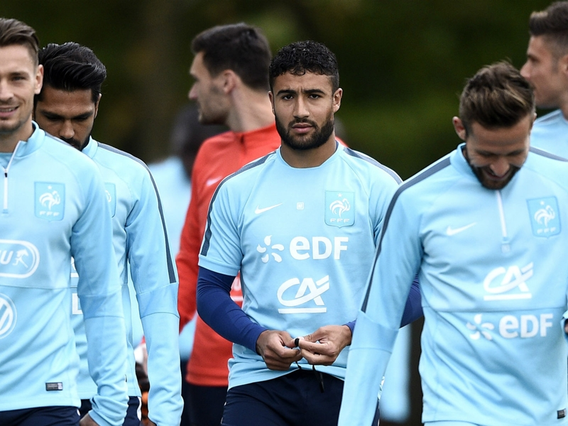 "Équipe de France, Fekir : ""Je savoure au maximum"""
