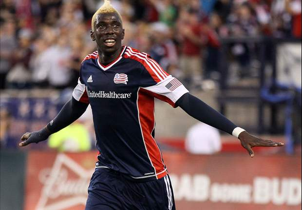New England Revolution 2-0 San Jose Earthquakes: Sene wonderstrike sets tone for Revs win