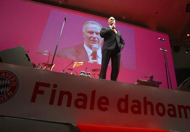 Rummenigge möchte eine Verschiebung der WM 2022