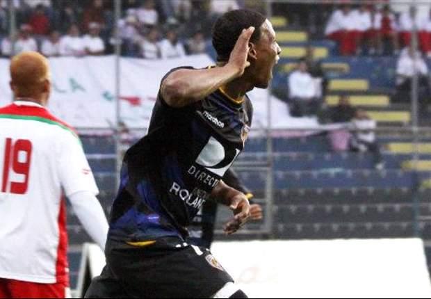 Vinicio Angulo, un '9' devenido a extremo con mucho gol - Talentos de Importación