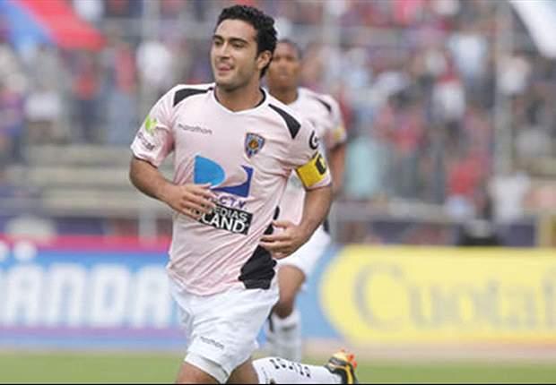 Daniel Samaniego, el nuevo '10' de El Nacional