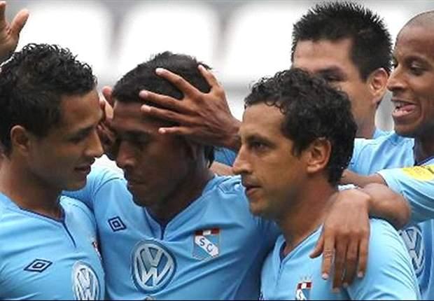 El Sporting Cristal se coronó campeón del torneo Descentralizado 2012