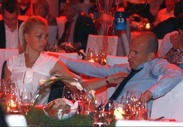 Zac Lee Rigg: Bridesmaid Robben again feeling the failure