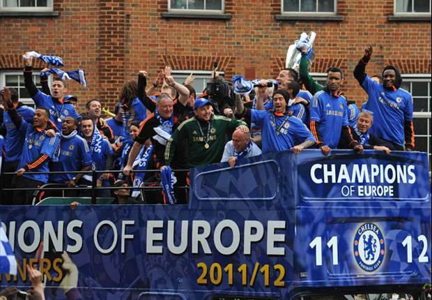 Chelsea boosted by €64m Champions League winnings