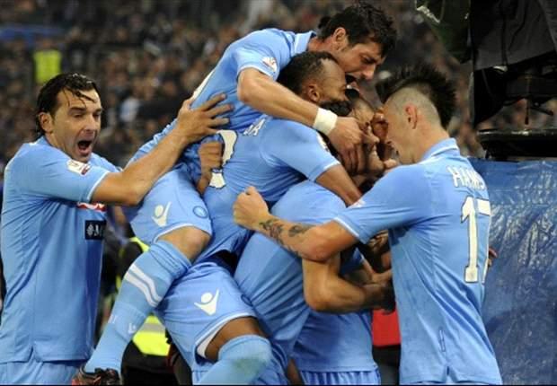 Neapel verdirbt Juventus die perfekte Saison und holt die Coppa Italia