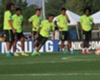 Dunga reveals Brazil line-up