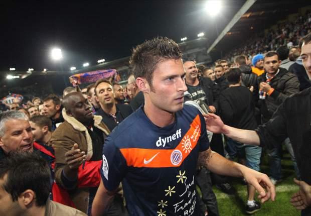 ANG, Arsenal - Echange Giroud - Chamakh ?