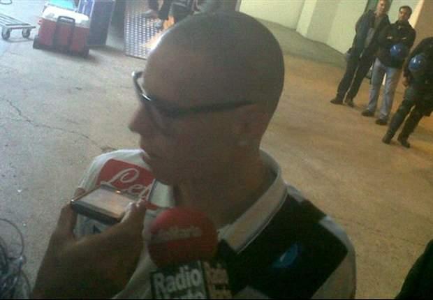 """Hamsik scioglie il suo voto per la conquista della Coppa Italia: """"Avevo promesso che avrei tagliato la cresta e l'ho fatto"""""""