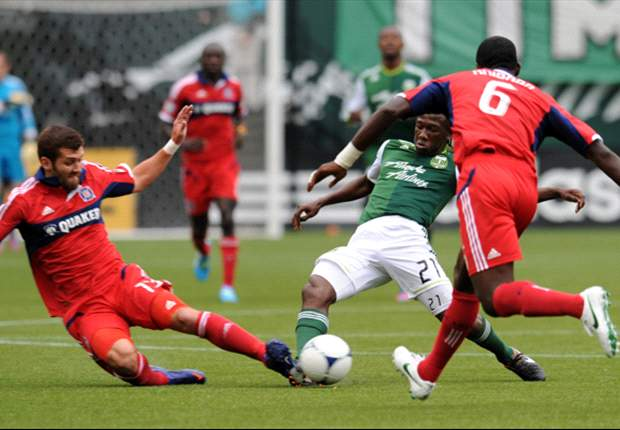 Portland Timbers 2-1 Chicago Fire: Timbers grab much-needed win and move out of last place