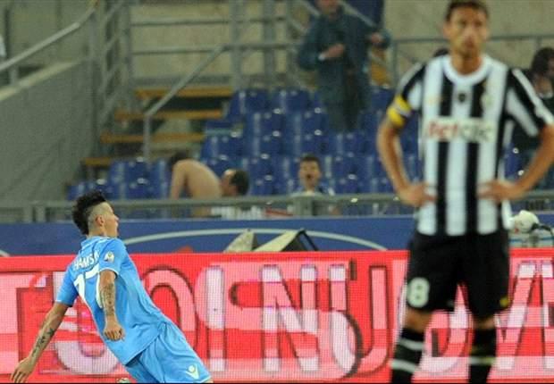 """Ora che ha messo in bacheca il primo trofeo, Hamsik è pronto a puntare più in alto: """"Crede nello Scudetto, resterà a Napoli"""""""