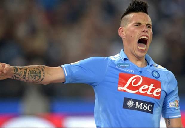 Hamsik eyes Serie A glory with Napoli