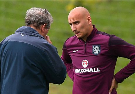 Vardy and Shelvey to start vs San Marino