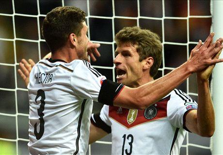 Euro 2016 Qualifying - LIVE!