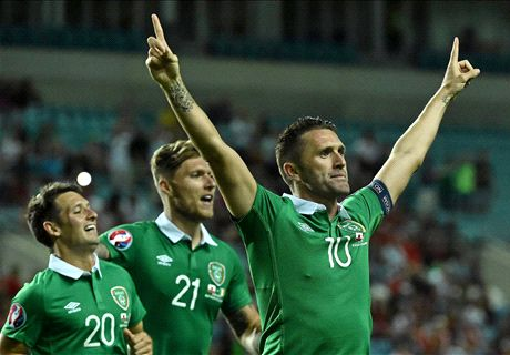 REPORT: Gibraltar 0-4 Rep. of Ireland