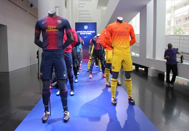 In Pictures: 'A new and daring look' - Barcelona's strips for next season