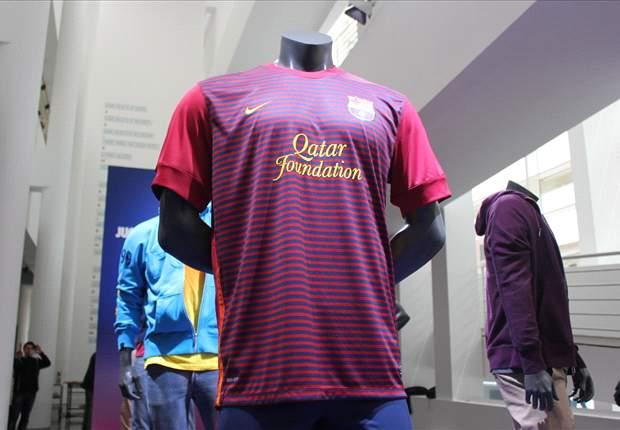 Barcelona compite por convertirse en la equipación más fea de toda la historia