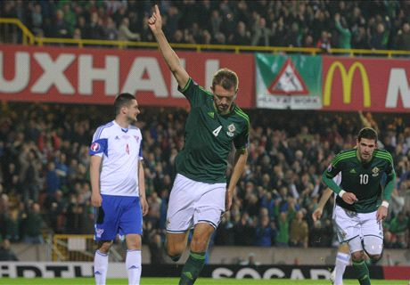 REPORT: Faroe Islands 1-3 N. Ireland