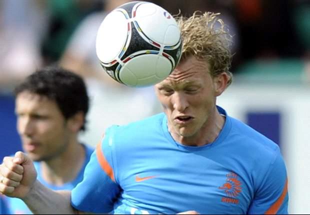 """Kuyt: """"Denemarken stabieler en sterker sinds WK"""""""