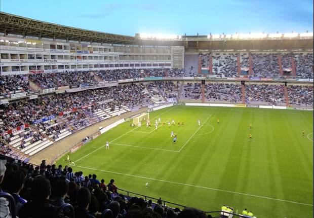 El José Zorrilla rozará el lleno frente al Real Madrid