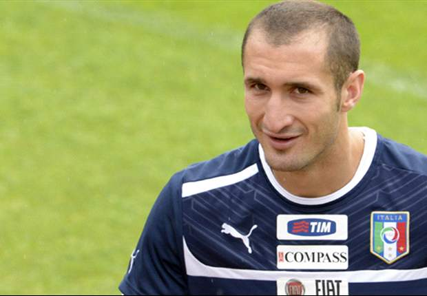 Chiellini: I wouldn't miss Euro 2012 for the world