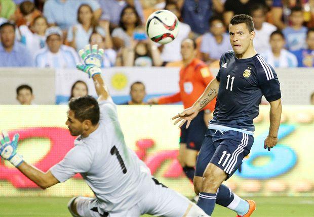 Video: Argentina vs Bolivia