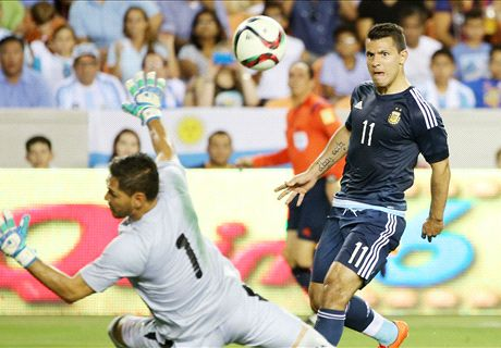 Argentina hammer seven past Bolivia