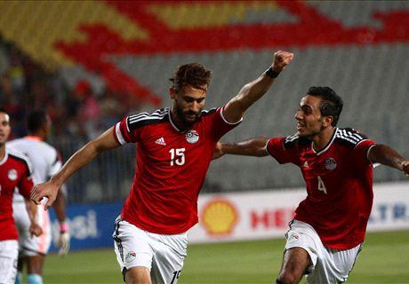 Egypt face Burkina Faso for Eagles