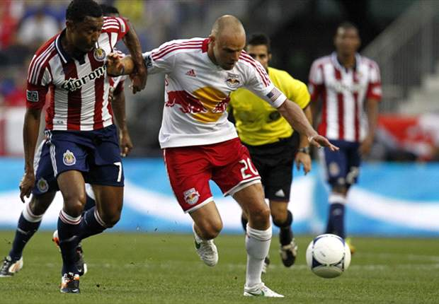 New York Red Bulls 1-1 Chivas USA: Juan Pablo Angel earns a draw against his former team