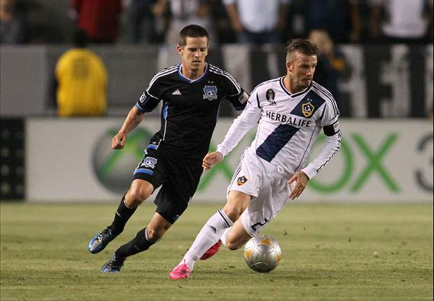 LA Galaxy 2-3 San Jose Earthquakes: Hosts feel the jolt as 'Quakes complete late comeback