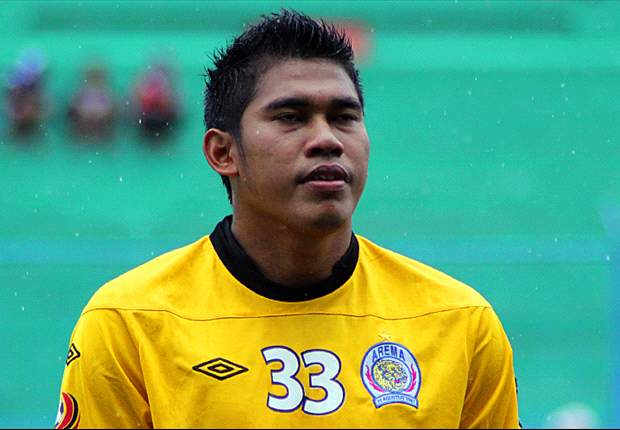 Dede Sulaiman bergabung ke Persipura dengan kontrak satu musim
