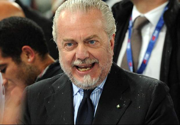 De Laurentiis: Napoli have brought in players we can count on